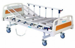Electric Motorized Bed Two Function RH-3220-W by Rizen Healthcare