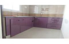 Fancy Kitchen Cabinet by R K Interior