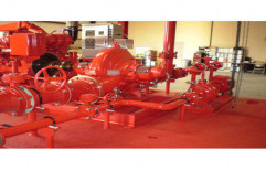 Fire Fighting Pump System by Arasan Gas Solutions