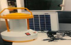 Gold Solar Lantern by Solar Bazzer