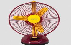 Havells Birdie Yellow Maroon Personal Fan by Dashmesh Hardware Store