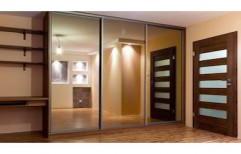 Mirror Wardrobe by Touchwood Interior
