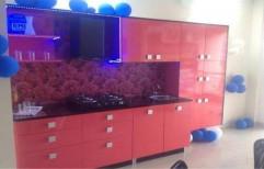 PVC Modular Kitchen, 1 Year