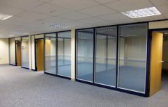 Office Partition by S. Mohan Agency