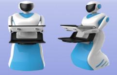 Restaurant Service Robot (FN/006/006) by S. K. Robotic LLP