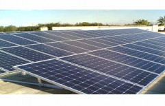 Rooftop Solar Panel by Oryx Solar Energy