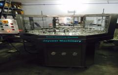 Rotatory Bottle Washing Machine by Jayveer Machinery