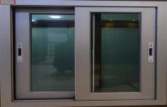 Sliding  Aluminium Window by Vishnu Aluminum Fabricators