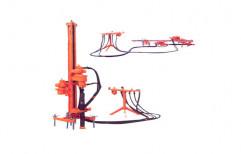 Slim & Line Drilling Rigs by Hara Rock Drills Pvt. Ltd.