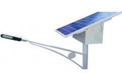 Solar Street Light Pole by Mac Tech International Private Limited