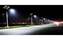 Standalone Model Solar Street Lights by Power Tech Service