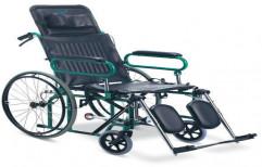 Wheel Chair Reclining-RH-902-GC by Rizen Healthcare