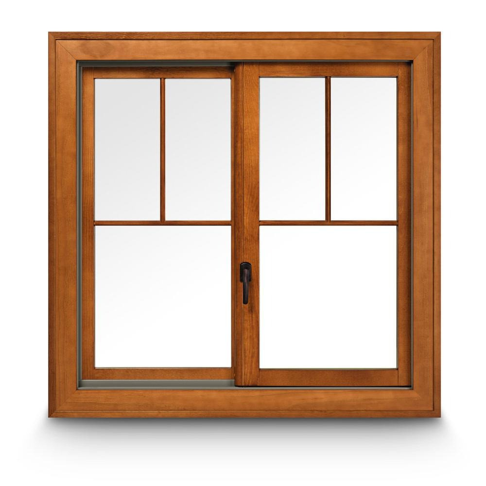 Wood Windows by Ajad Hardware