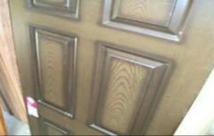 Wooden Modular Door by SRI Haritha Glass & Plywoods