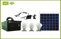 10W Solar Home Lighting System by Green Village Power (Unit Of AGS Tech Exim Private Limited)