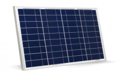 60W Solar Panel (Indo Solar, Vikram, Waaree) by Raysteeds Energy Private Limited