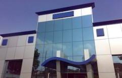 ACP Glazing Work by Sharma Aluminum & Furniture