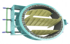 Butterfly Louver Dampers by Comtech Engineers & Consultants (p) Ltd.