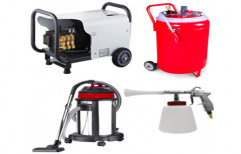 Car Service Station Equipment by Tech Fanatics Garage Equipments Private Limited
