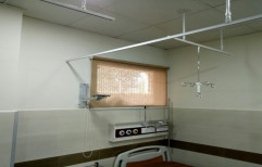 Ceiling Mounted IV Hangers by Gupta Medi Equip. Co.