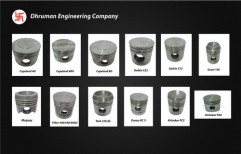 Compressors Pistons by Dhruman Engineering Company