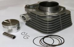 Cylinder Block Assembly Bajaj Three Wheeler by AKI Torito Repuestos