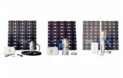DC Solar Pump by Minda Solar