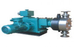 Single Dosing Metering Pump