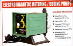 Electromagnetic Metering Pump by MDM Enterprises