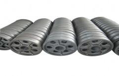 Industrial Heavy Duty Cast Iron Wheels by Sulohak Cast