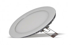 LED Panel Light Round 9W by Aviot Smart Automation Private Limited