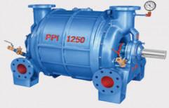 Liquid Ring Vacuum Pump by Ppi Pumps Pvt. Ltd.