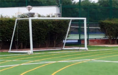 Mini Soccer Goal Post Movable by Garg Sports International Private Limited