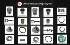 Mycom Compressors Spares by Dhruman Engineering Company