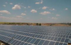 On Grid Solar Power Plant by Dynamic Innovation