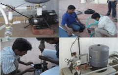 Pressure Pump Service by HAMSA Enviro Energy Solution
