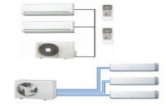 Small Split Multi System Air Conditioner by A. D. Airconditioner Private Limited