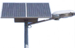 Solar Street Light by Samtel Technologies