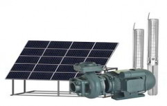 Solar Water Pump by Amaze Power