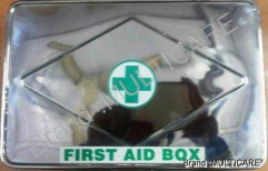 Stainless Steel Type First Aid Kit by Multicare Surgical Product Corporation
