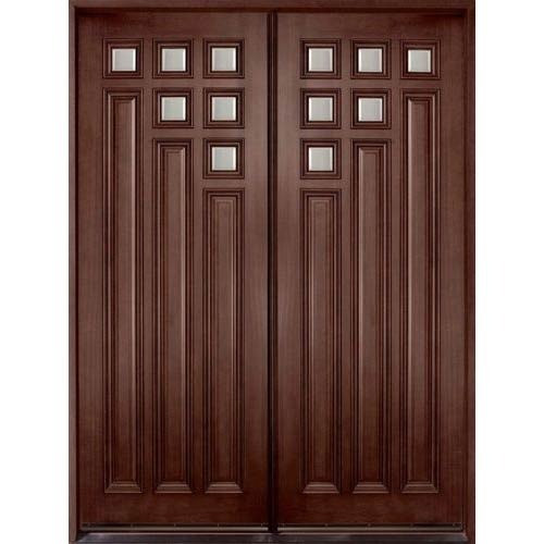 Teak Wooden Door by Shakti Ply & Hardware