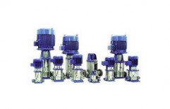 Vertical Pumps by Hydrotech System