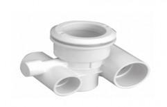 25MM Air & 25MM Water Tee Body by Vardhman Chemi - Sol Industries