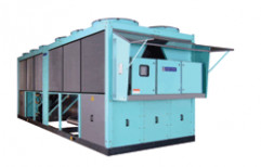 Air Cooled Screw Chillers by Savlon Aircon Private Limited