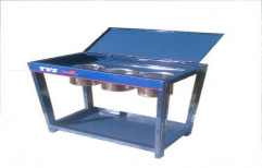 Air Filter Trolley by Mech India