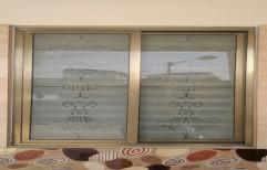 Aluminium Sliding Window by Sharma Aluminum & Furniture