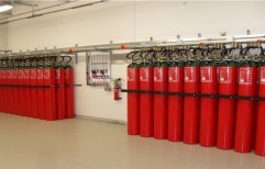 Automatic Carbon Dioxide Fire Extinguishing System by Aristos Infratech