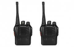 Baofeng Bf-888s Uhf 400-470mhz Ctcss/Dcs With Earpiece Handheld Amateur Radio Walkie Talkie Two Way by Ratna Distributors