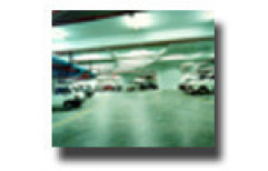 Basement Car Parking by L & T Urban Infrastructure Limited
