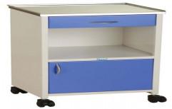 Bed Side Locker-Deluxe by Rizen Healthcare